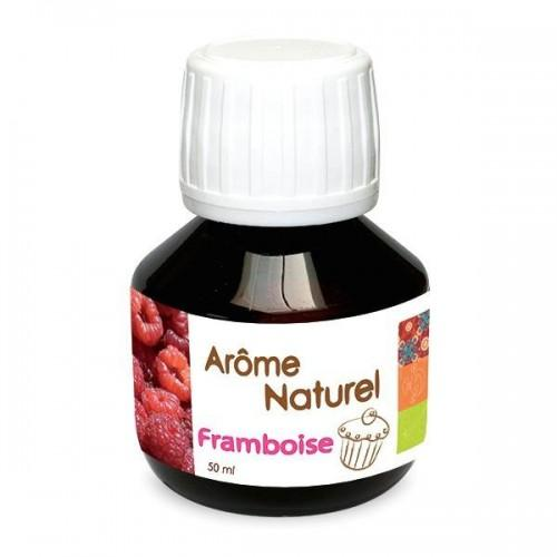 Arôme naturel framboise 50 ml