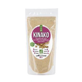 Polvo de soja tostado orgánico Kinako - 80 g