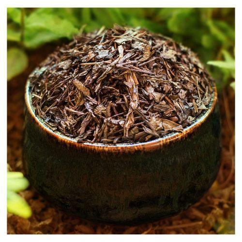 Té verde orgánico japonés Bancha Hojicha 30 g