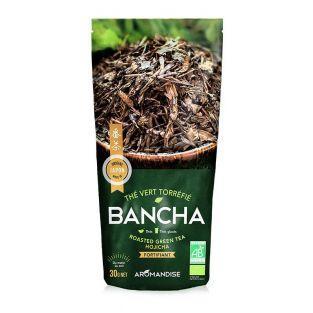 Organic Bancha Hojicha green tea 30 g