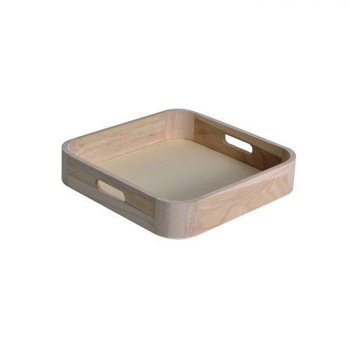 Plateau en bois design 32 x 22 cm