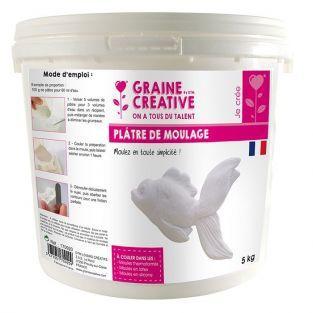 Casting plaster 5 kg