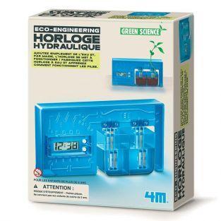 Coffret découverte de la science - Horloge hydraulique