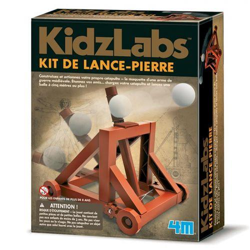Science discovery box - Build your own catapult