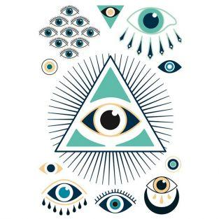 Iron-on A4 Transfers - Eye of Providence