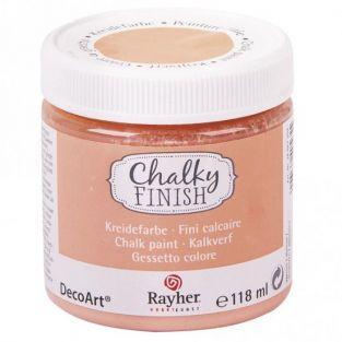 Peinture-craie Chalky Finish 118 ml - Orange abricot