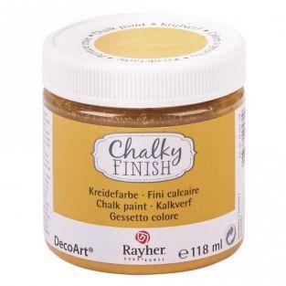 Peinture-craie Chalky Finish 118 ml - Orange mirabelle