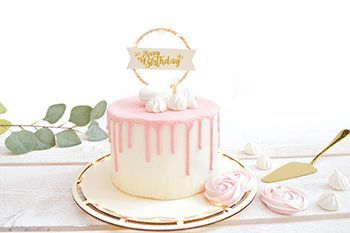 Coberturas y glaseados para pasteles creativos