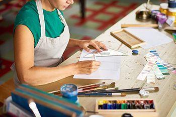 Peintures et matières originales - Loisirs créatifs You do it