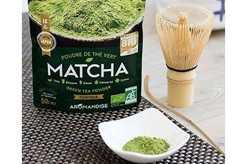 Thé japonais Matcha, Sencha, Hojicha, Kukicha