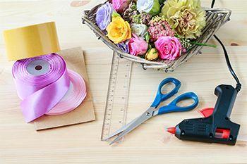 Petits accessoires de décoration créative