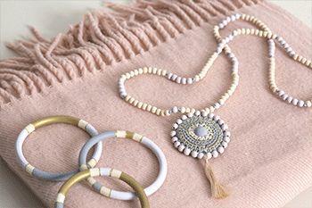 Bijoux à faire soi-même - Loisirs créatifs