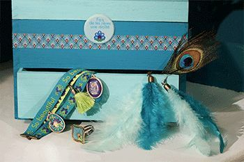 Mercerie - Perles, rubans à motifs et bobines