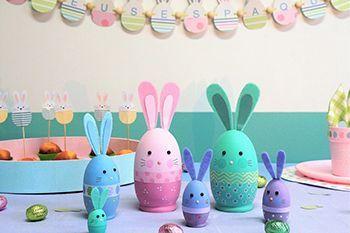Ostereier und Pralinen - Kreative Küche