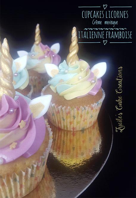 cupcakes licorne DIY - youdoit.fr