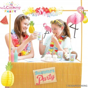 scrapcooking party