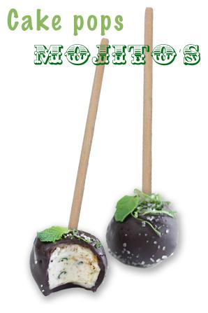 recette de cake pops à faire soi-même parfum mojito cheesecake par youdoit