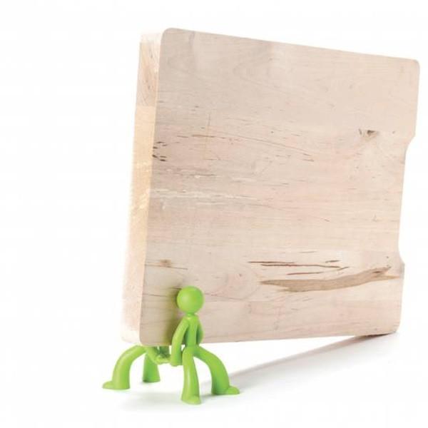 Soporte para tabla de cortar utensilios originales youdoit for Soporte utensilios cocina