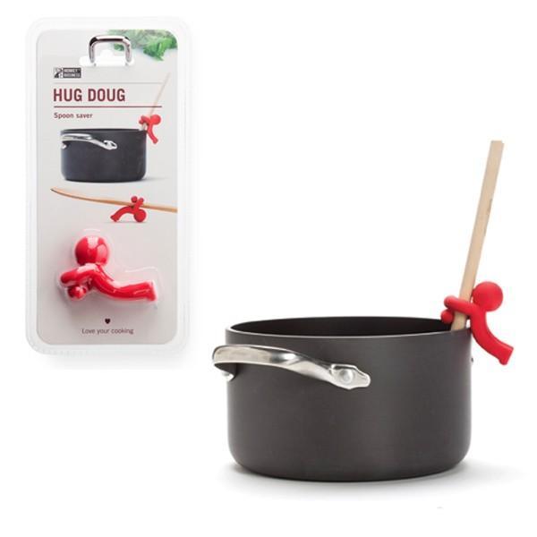 Repose cuill re bonhomme ustensiles cuisine originaux - Ustensiles de cuisine en p ...