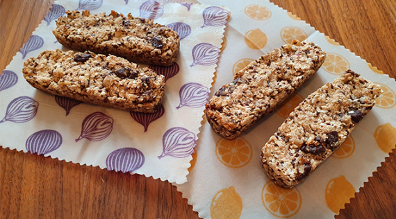 DIY : Make your own healthy cereal bars !