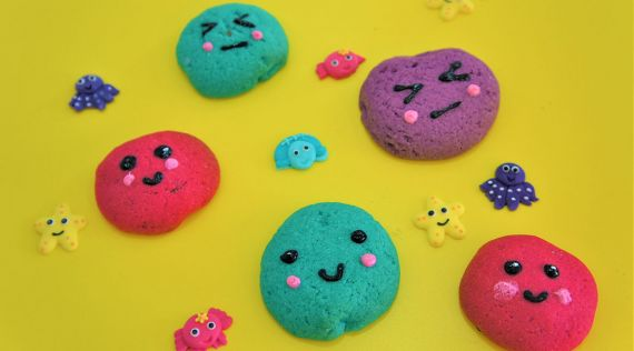 DIY: galletas kawaii