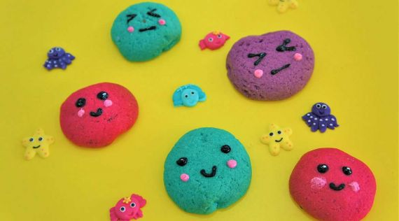 DIY: kawaii cookies
