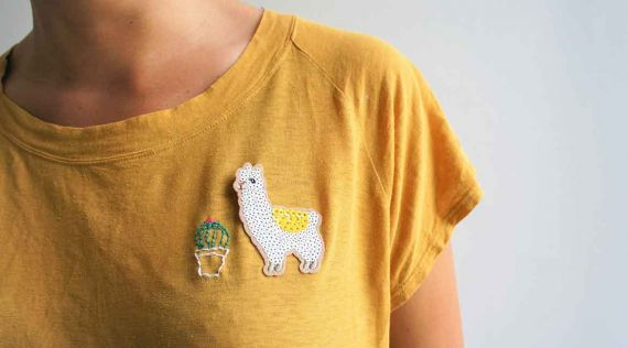DIY : Alpaca T-shirt