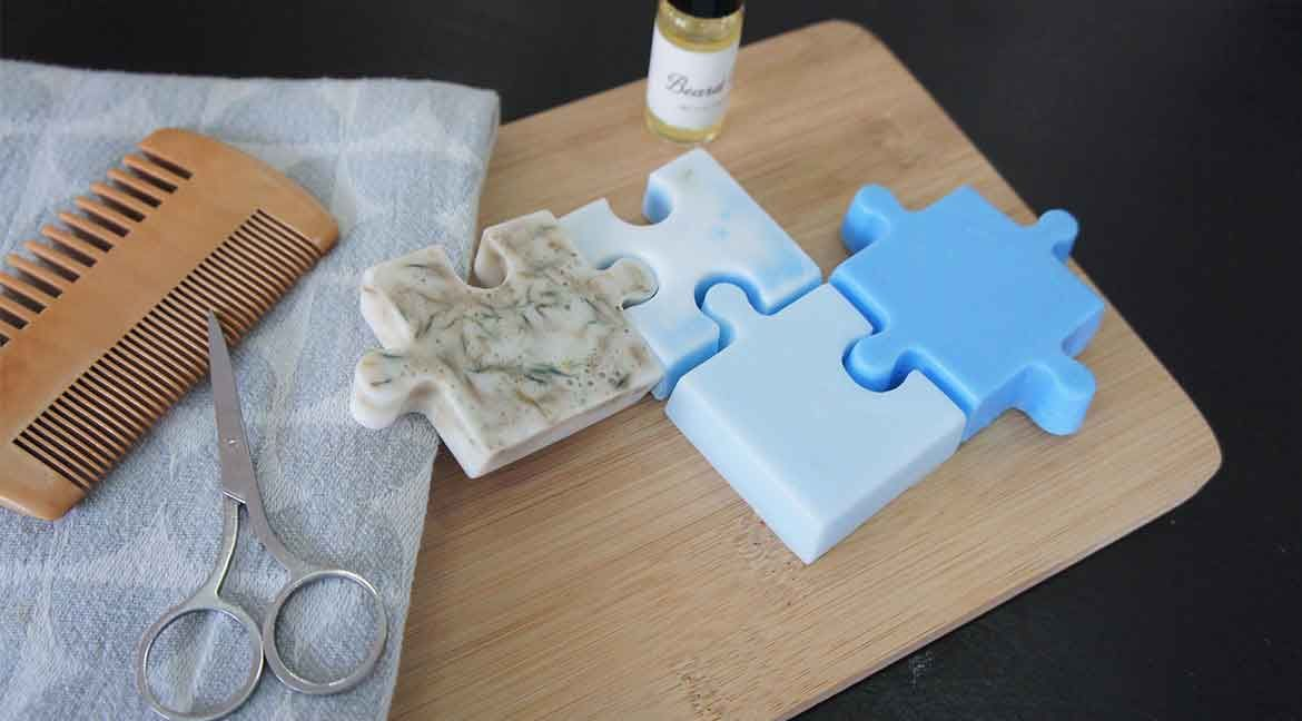 DIY: Soaps for Father's Day